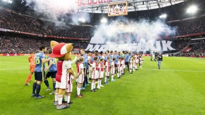 UEFA kaznila Ajax!