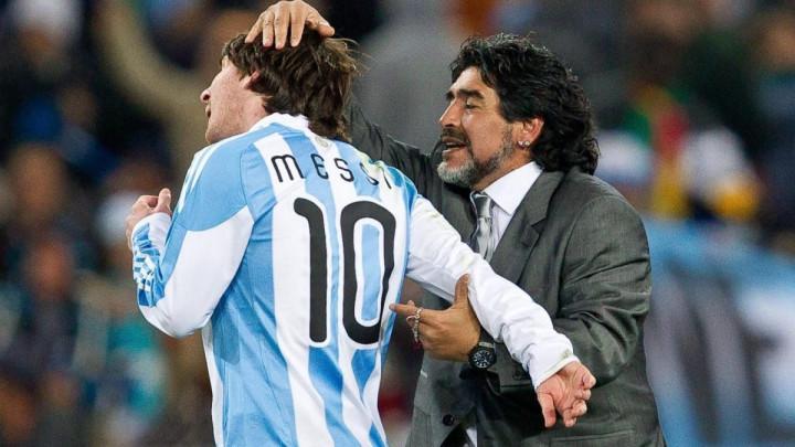 """""""Argentinci, ne pokušavajte usporediti Messija s Maradonom ili bilo kojim drugim igračem"""""""