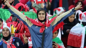 Žene u Iranu dobile posebnu tribinu za utakmice kvalifikacija za SP