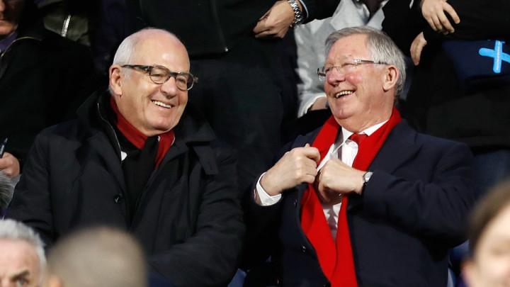 Sir Alex Ferguson je najveći gospodin u svijetu fudbala i to je ponovo dokazao