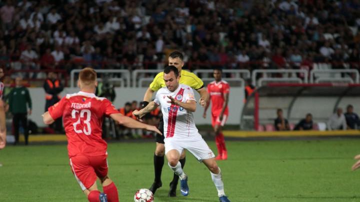 Denis Zvonić pokopao FK Velež u gradskom derbiju!