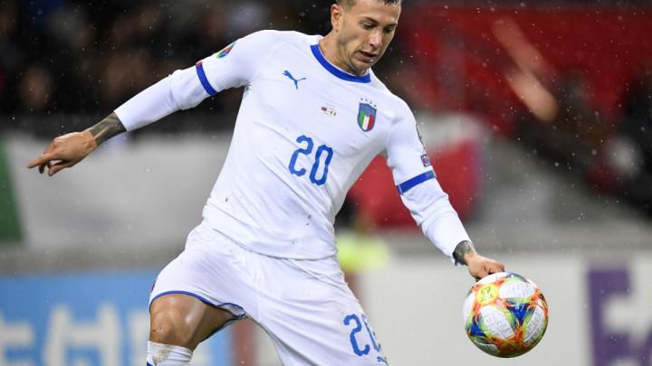Juventus nudi Bernardeschija za Sarrijevog miljenika
