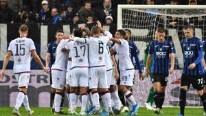 Blijedo izdanje Atalante, Cagliari se priključio ekipama u vrhu