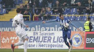 FK Željezničar potvrdio odlazak Krpića