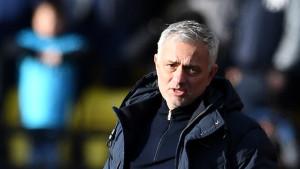 Mourinho: Tri dana sam bio 'zarobljen' u Njemačkoj