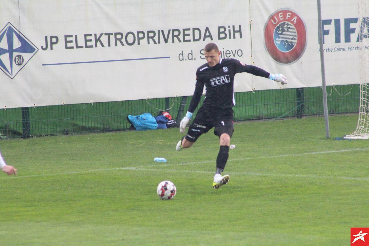 Luka Bilobrk novo pojačanje FK Radnik