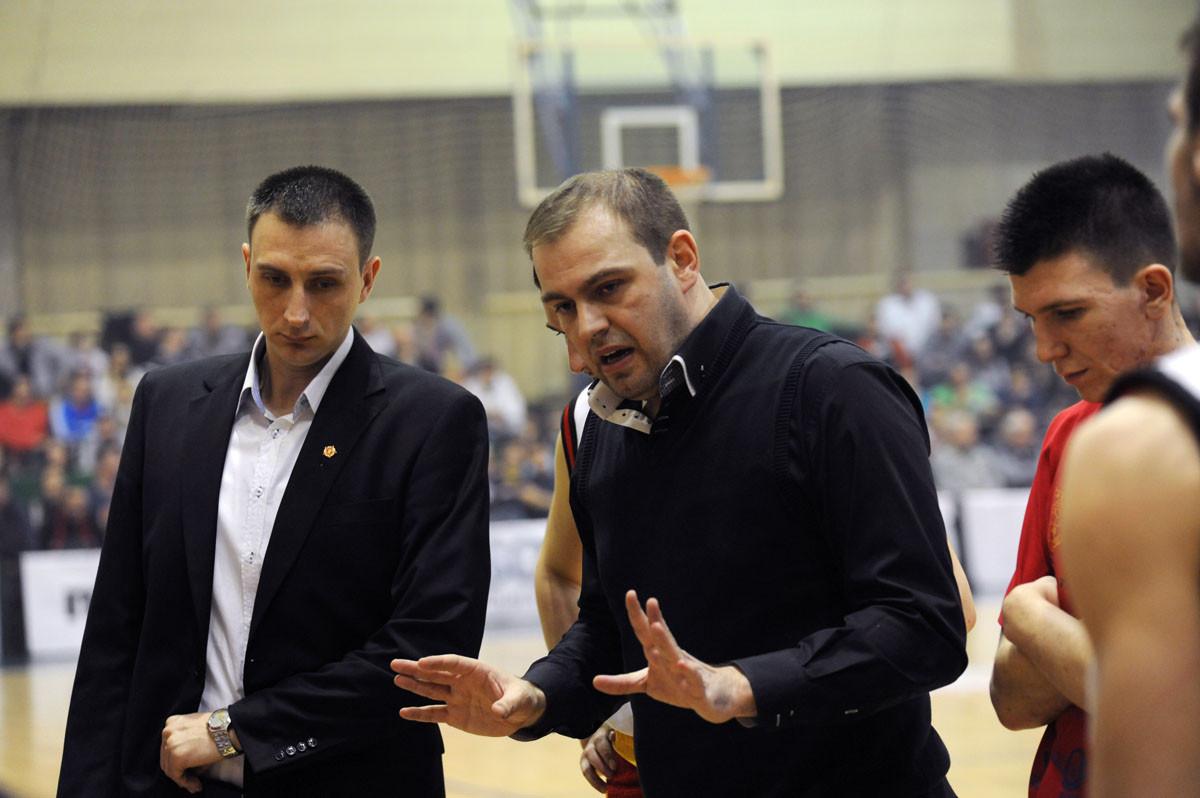 Boris Džidić: Radujemo se gostovanju u hramu košarke