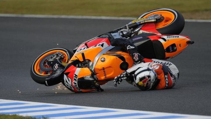 Koliko novca Moto GP ekipe košta pad na trkama?