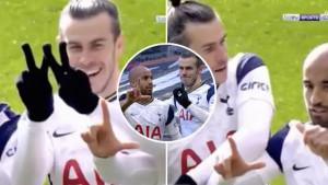 Gareth Bale se naljutio kada je vidio da Moura pogrešno slavi njegov gol