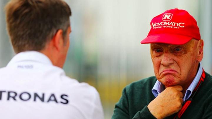 Lauda: Ferrari je moćan, moramo napredovati