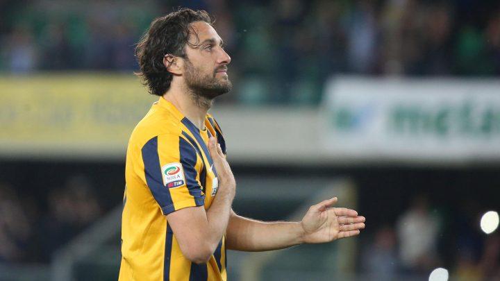 Luca Toni napustio funkciju u Veroni