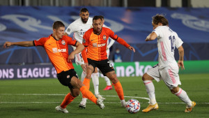 Šok u Madridu: Shakhtar napravio senzaciju i pobijedio Real