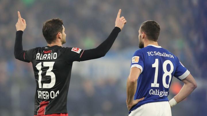 Leverkusen pobijedio Schalke u gostima