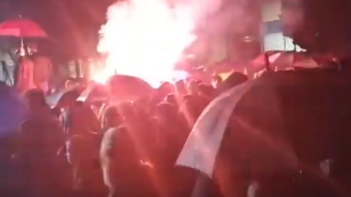 Hiljade navijača u Mostaru čeka dolazak rukometaša Hrvatske