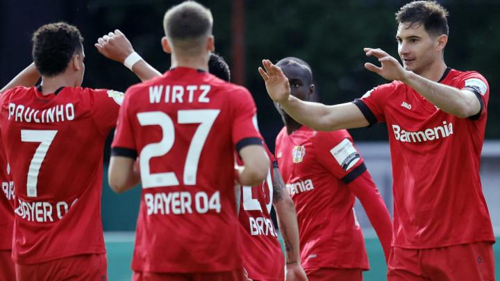 Bayer lako protiv autsajdera za čevrto finale Kupa Njemačke
