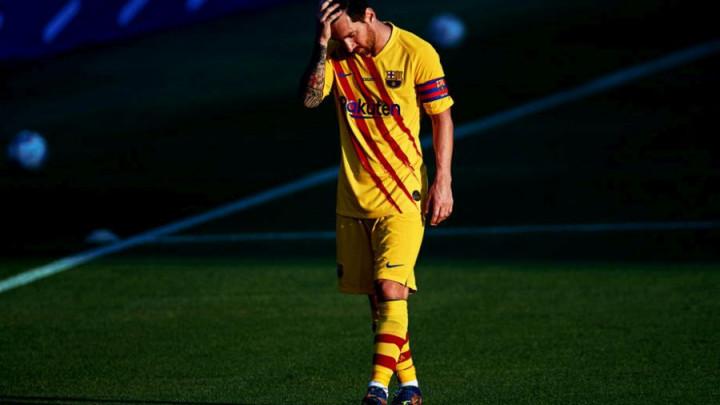 Mogući problemi: Barcelona bez Messija na Villarreal, Celtu i Sevillu?