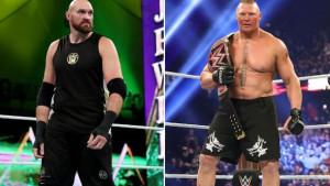 Tyson Fury protiv Brocka Lesnara
