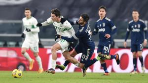 Sassuolo je dobro namučio Juventus, ali Stara dama je upisala velika tri boda