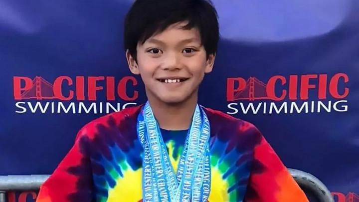 Čudo od djeteta: Desetogodišnjak nadmašio stari rekod velikog Michaela Phelpsa