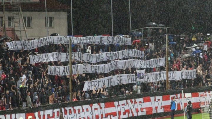 """Navijačko prepucavanje: Robijaši """"prozvali"""" Horde Zla"""