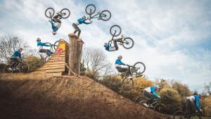Kako nastaje biciklistički trik: Matt Jones pomjera granice izvodivog na dva točka