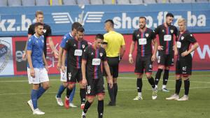UEFA-in plan: Borac danju, Zrinjski noću