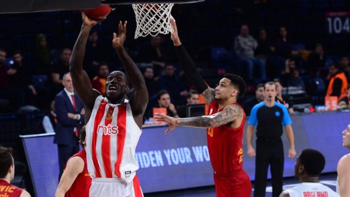 'Stotka' Zvezde protiv Galatasarayja i treće mjesto pred TOP 16 fazu