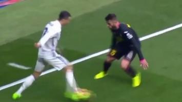 Nesretni igrač Espanyola osjetio moć Cristiana Ronalda