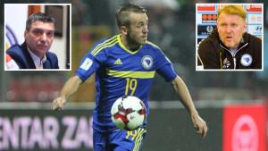 Višća Bosna, Višća Hercegovina, čestitke Robertu i Vinku