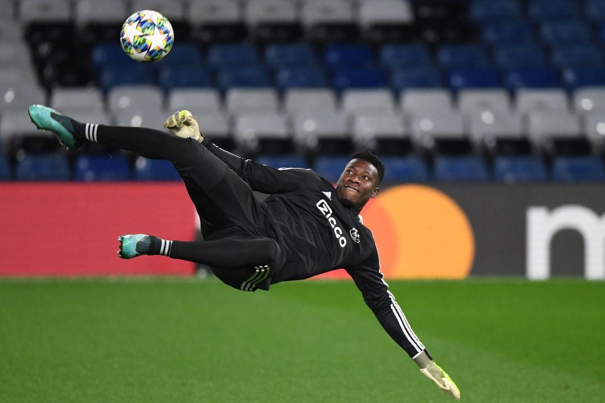 Kepa može pakovati kofere: Andre Onana stiže na Stamford Bridge