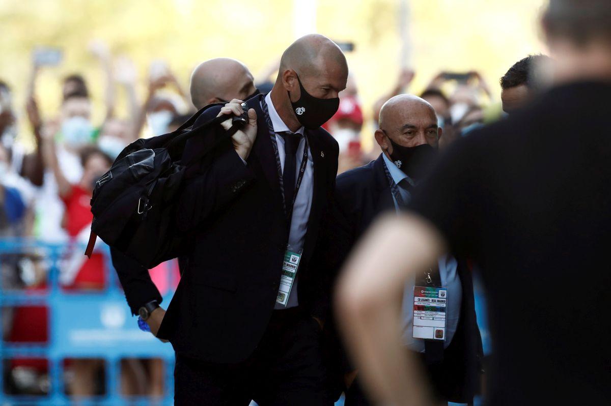 Zidane: Bale nije s nama jer ne želi da igra