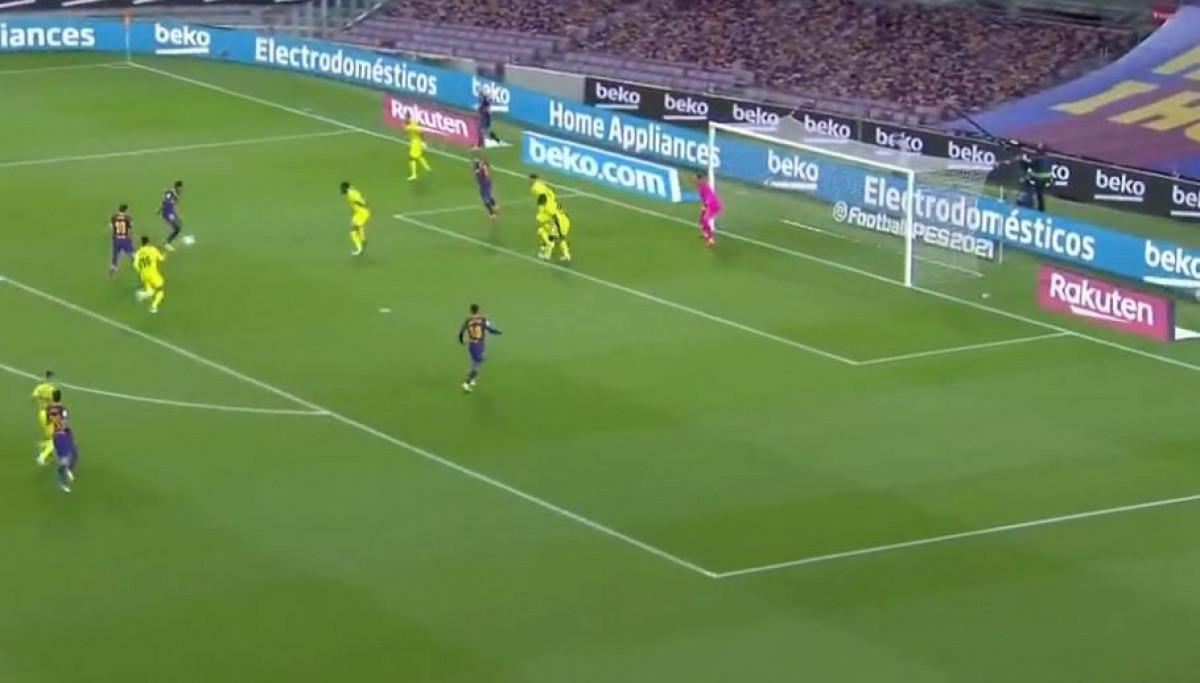 "Barcelona ""potopila"" Žutu podmornicu: Ansu Fati za pet minuta zabio dva gola"
