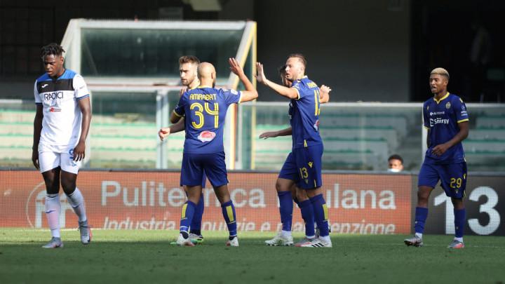 "Jurićeva Verona zaustavila Atalantu i Juventus ""gurnula"" prema Scudettu"