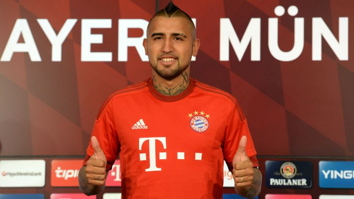 Vidal: S Bayernom po Ligu prvaka