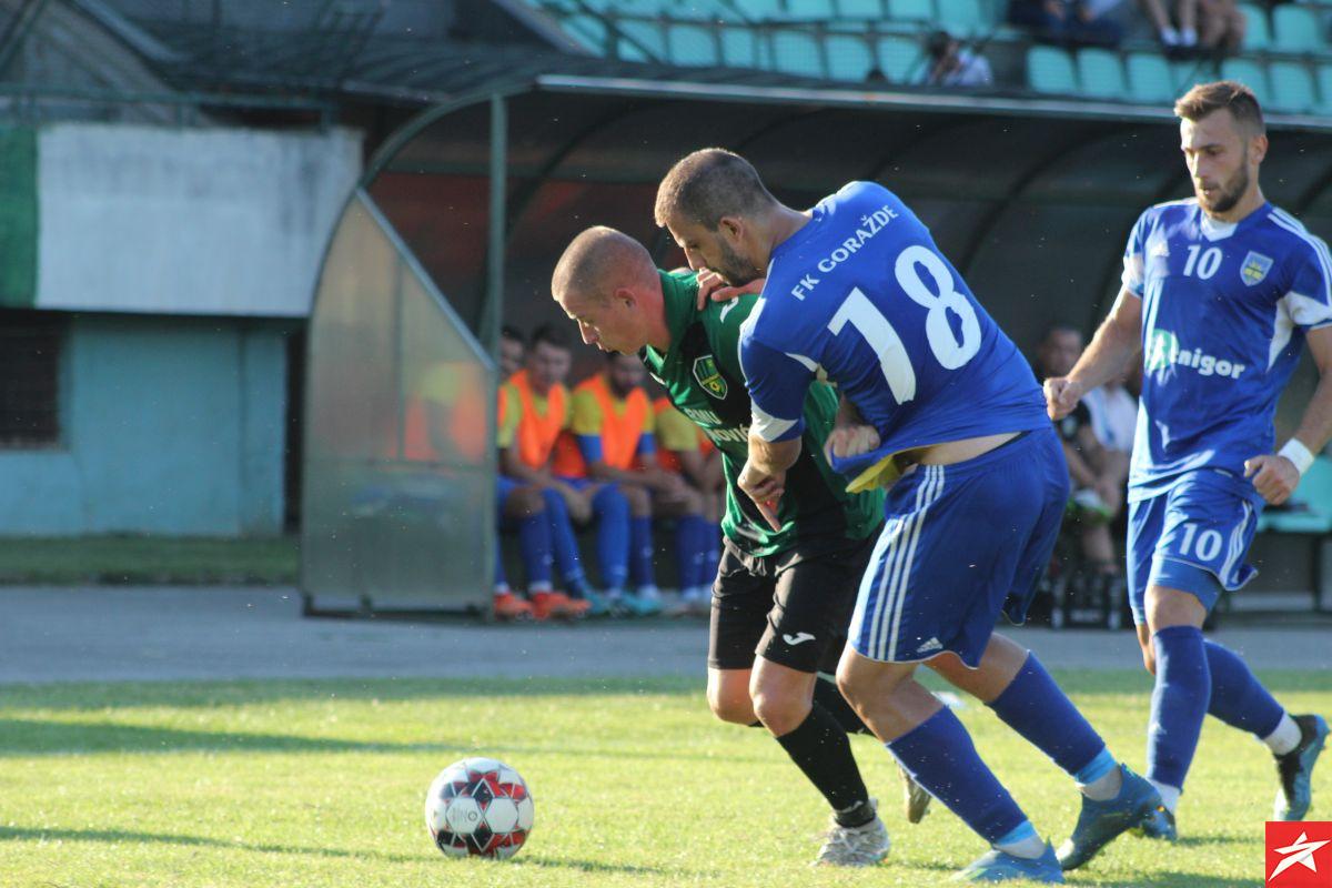 Tvrda utakmica u Banovićima završena bez pobjednika