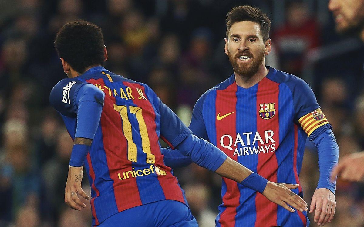 Messi: Nikada nismo tražili od kluba da vrati Neymara, samo smo im dali svoje mišljenje