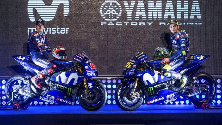 Vinales produžio ugovor, Yamaha predstavila novi motocikl