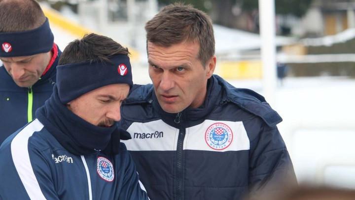 Ivanković: Na Željezničar ako treba i sa sedam defanzivaca