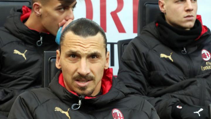Ibrahimović će biti spreman za derbije sa Juventusom i Lazijom?