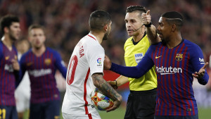 Boateng debitovao, ali Barcelona doživjela poraz u Sevilli