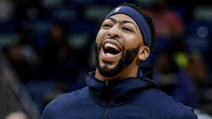 Brooklyn Netsi nude pola ekipe za Anthonyja Davisa