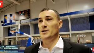 """Neven Nikolić: """"Pročistili smo svlačionicu i otvorili prostor našim mladim košarkašima"""""""