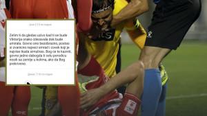 Dvojica igrača Partizana primilia jezive prijetnje, degutantno ih je pročitati
