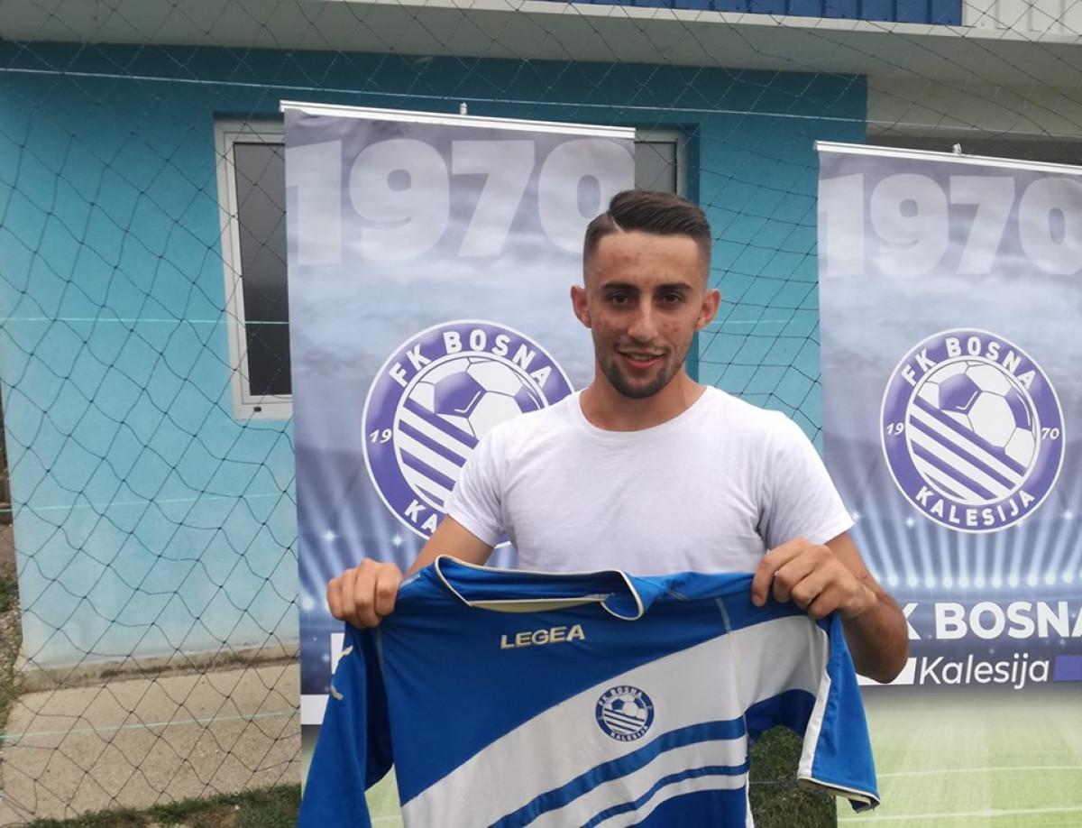Safet Mujkić ponovo u dresu FK Bosna Kalesija