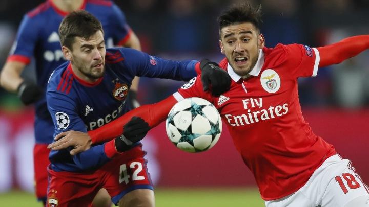 CSKA savladao Benficu i ostao u utrci za 1/8 finala