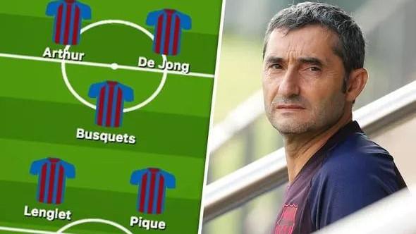 Valverde već otkrio karte: Poznat sastav Barcelone za Dortmund