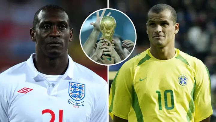 """""""Rivaldo je rekao da sam jedini Englez koji može igrati za Brazil, a Beckham i društvo su poludjeli"""""""