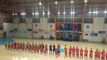 Mostar SG pobjednik grupe E UEFA Futsal Cupa
