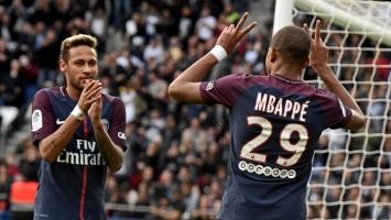 PSG se iživljavao nad Bordeauxom