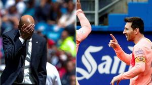 Izabran najbolji tim La Lige: Real Madrid ponižen kao nikad!